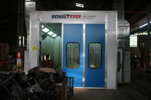 Car Coating Machine Spray Paint Booth for Line-Production pictures & photos