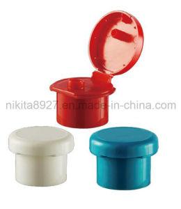 Plastic Shampoo Flip Top Cap (NCP37) pictures & photos