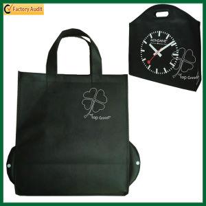 Reusable Non-Woven Shopping Tote Fold up Bag (TP-FB073) pictures & photos