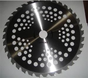 Professional T. C. T. Circular Saw Blade for Grass Cutting pictures & photos