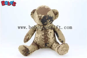 Gifts for Men Fashion Design Gift Camouflage Color Stuffed Teddy Bears Toy pictures & photos