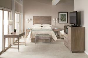 Hot Sales Fixture Classic Hotel Furniture (HF1802)