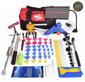 Automobile Paintless Dent Repair Super Pdr Tool Set pictures & photos