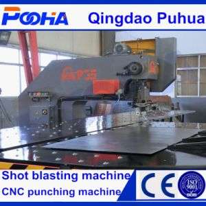 Simple Operation System CNC Punching Machine Punch Press pictures & photos