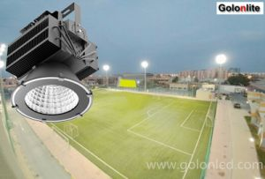 Outdoor Lighting Solution Football Stadium High Mast 400W 300W IP65500 Watts 500W LED Light pictures & photos