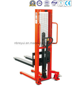 500-1000kg Economic Manual Stacker pictures & photos