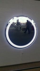 LED Light with Mirror, Cheaper Price Mirror, Copper Free Mirror, Lead Free Mirror, Frame Mirror, Sliver Mirror