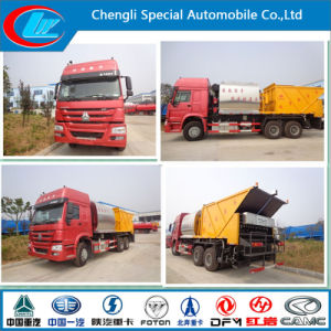 China 3 Axle 6X4 HOWO Bitumen Spray Truck and Asphalt Distributor Truck for Sale pictures & photos