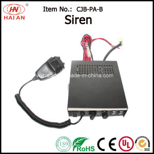 Vehicle Electronic Siren Amplifier with Big Microphone pictures & photos