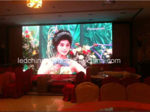 P4 Indoor Full Color LED Wall pictures & photos