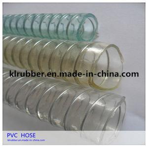 Durable Flexible PVC Spiral Suction Hose pictures & photos