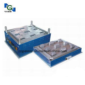 Hot Runner Plastic Industrial Cargo Pallet Mould pictures & photos
