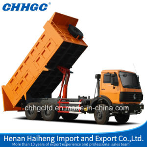 2015 New Design 10-Wheel Sand Tipper Truck/Heavy Duty Tipper Truck pictures & photos