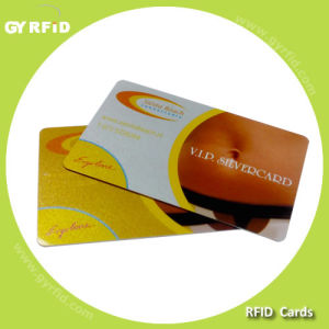 ISO Ultralight EV1 ISO14443A RFID Preprinted Card for Access Control (GYRFID) pictures & photos