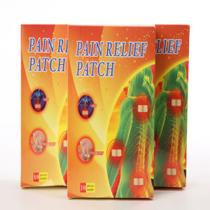 Pain Relief Patch for Relieving Soft Tissue Pain