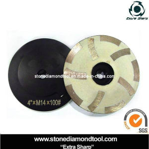 Australia Marble Floor Murat Polishing Diamond Turbo Grinding Disc pictures & photos