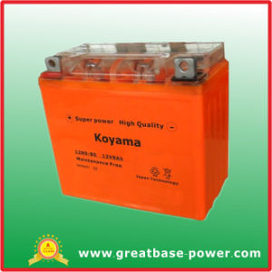 12V ATV Battery Motor Scooter Battery Riding Mower Battery Snow Mobile Battery pictures & photos