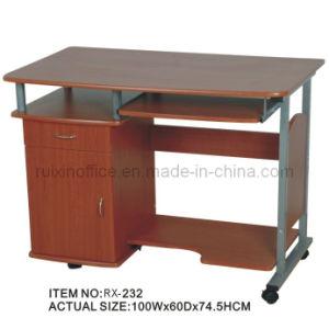 Antique Office Furniture Computer Desk (RX-232)