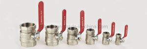Lead-Free Brass Ball Valves (upc certificated) pictures & photos