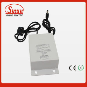 12V1a 12W Outdoor Rainproof IP44 AC DC Power Adaptor 100-240VAC in for Camera pictures & photos