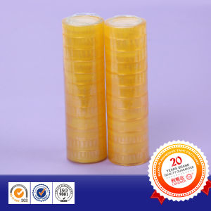 Small Roll Large Quantity BOPP Stationery Tape pictures & photos