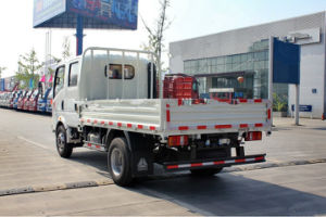 HOWO Light Cargo Truck 102HP