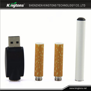 Factory Wholesale K808d Big Vapor Shisha Pen Rechargeable E-Cigarette pictures & photos