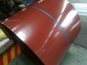 PPGI Color Coated Steel Coil for Building Material pictures & photos