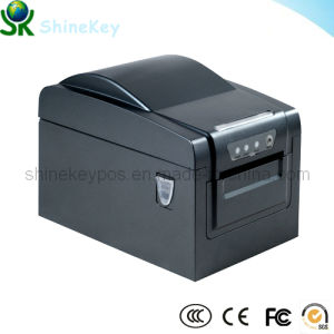POS Thermal Printer 80mm Front Paper Loading pictures & photos