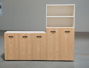 Melamine Office Furniture Filing Cabinets pictures & photos