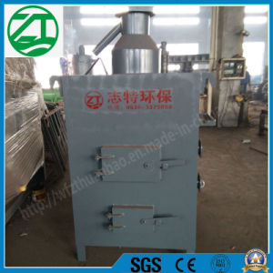 Smokeless and Harmless Treatment Type Waste Incinerator pictures & photos