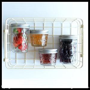 Set Glass Honey / Jam Jar pictures & photos
