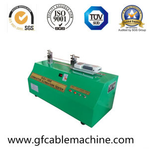 Wire Cable Rod Elongation Test Machine pictures & photos