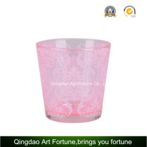 Hot Sale Tealight Candle Holder Glass Candleholder pictures & photos