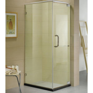 Pivot Shower Door with Double-Side Easy Clean Nano Coating pictures & photos