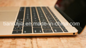 Fashion 12inch Gold I7 8GB 512GB SSD Retina Display Laptop pictures & photos
