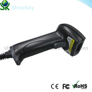 Handheld 2d Barcode Reader (SK 2500 Black) pictures & photos