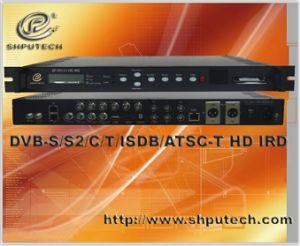 H. 264 IRD/Digital Satellite Receiver/IP Decoder (SP-R5131)