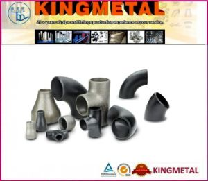 Schedule 40 Bw Pipe Fittings pictures & photos