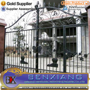 House Main Entrance Wrought Iron Gate pictures & photos