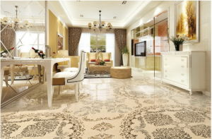 Glazed Polished Porcelain Flooring Tile pictures & photos