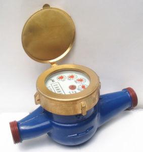 Multi-Jet Dry Dial Water Meter Lxsg-20mm