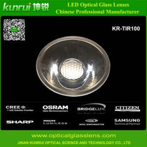 Small Beam Angle Tir Glass Lens for LED Lighting (KR-TIR100)