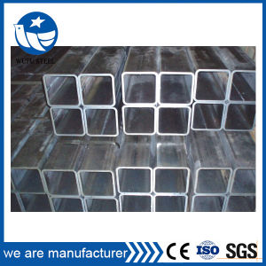 Common Carbon Welded Steel Square Tube and Pipe pictures & photos