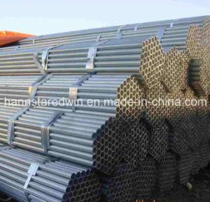 Round/ Square/ Rectangular Hot DIP Galvanized Steel Pipe pictures & photos
