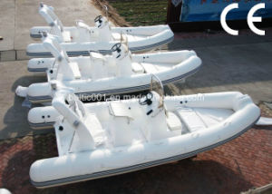 Rib560 Rib Fiberglass Fishing Boat pictures & photos