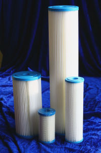 High Water Flow Pleated Filter Cartridge pictures & photos