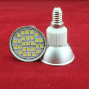 High Lumen E14 5050SMD 4W LED Bulb Spotlight (KZ-spot) pictures & photos