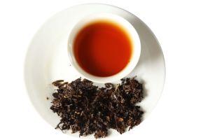 300g Special Shape Chocolate Hunan Dark Tea pictures & photos