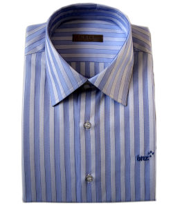 Men′s Cotton Dress Shirts (PL-M-SHT001)